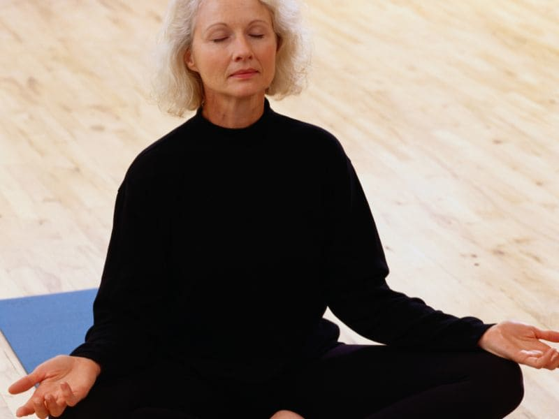 article on NJ Health Source about Yoga May Be Right Move Against Urinary Incontinence